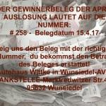 Autohaus_Wittke_Wunsiedel_Gewinnspiel_Tanken_April_2017
