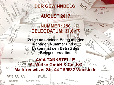 Gewinn_August_Autohaus_Wittke_Wunsiedel