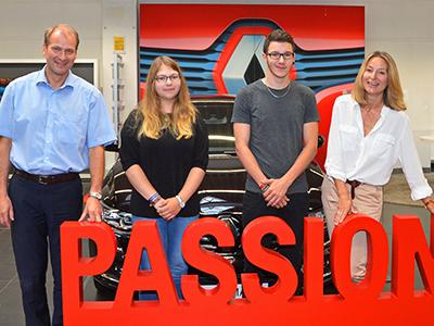 Neue_Auszubildende_Autohaus_Wittke_Wunsiedel