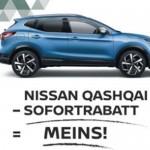 Nissan_Qashqai_Sofortrabatt_autohaus_Wittke_Wunsiedel